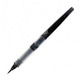 Wkład pędzelkowy do pisaka Kuretake Cocoiro Zig Letter Pen Czarny Brush