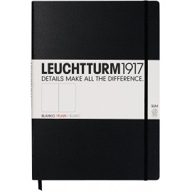 Lauchtturm1917 Master Slim Notebook