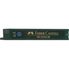 Super -Polymer Leads Faber-Castell Blue 0,5