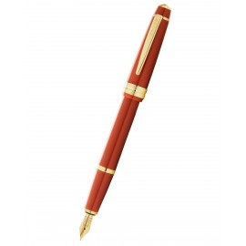 Cross Bailey Light Amber and Gold Tone Fountain Pen