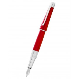 Cross Beverly Red Fountain Pen