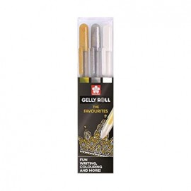 Sakura Gelly Roll Pen The Favourites