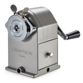 Caran D'Ache Sharpener Machine Silver