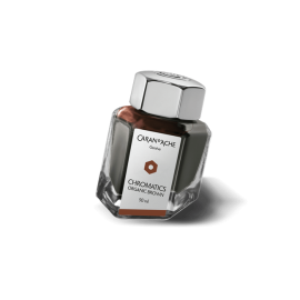 Caran D'Ache Chromatics Ink Organic Brown 50 ml