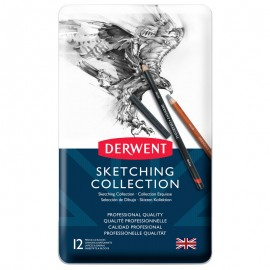 Zestaw do szkicowania Derwent Sketching Collection