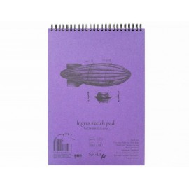 SM-LT Ingres Sketch Pad A4