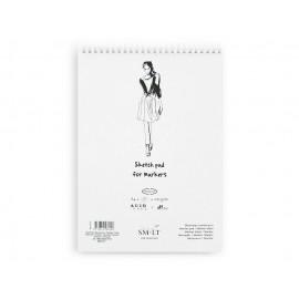 SM-LT Sketch Pad Marker A4