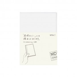 MD Paper Clear Cover for Notebooks A6