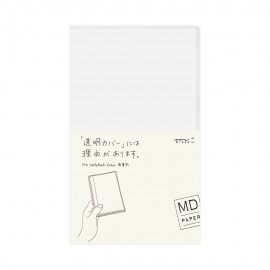 MD Paper Clear Cover for Notebooks B6 Slim
