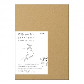 MD Paper Goat Leather Cover A5