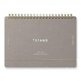 Midori Notebook A5 +Stand Cross Blank