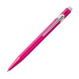 Caran D'Ache Ballpoint pen 849 Pop Line Fluo Pink