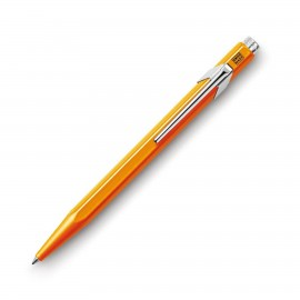 Caran D'Ache Ballpoint pen 849 Pop Line Fluo Orange