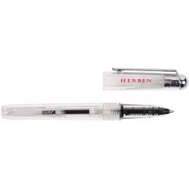 J. Herbin Rollerball Pen Transparent with Converter