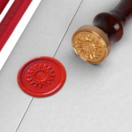 J. Herbin Brass Seal Sun