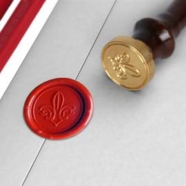 Pieczęć do lakowania listów J. Herbin Lilia
