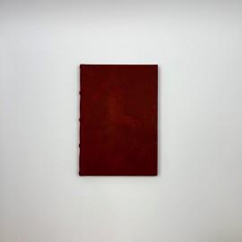 Notatnik Bomo Art Full Leather Bound Journal Lis