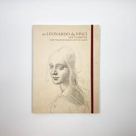 Szkicownik The Leonadro da Vinci Sketchbook