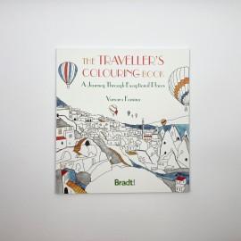 The Traveler's Colouring Book