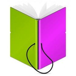CIAK Duo Notebook 12 x 17 cm