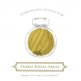 Ferris Wheel Press Goose Poupon Ink 38 ml