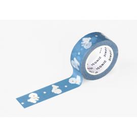 ICONIC Masking Tape Bichon