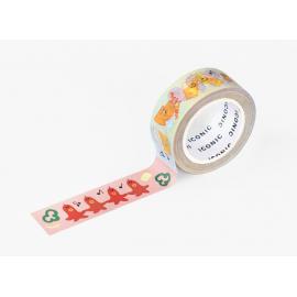 Taśma ICONIC Masking Tape Side Dish