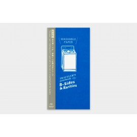 Wkład do Traveler's Notebook B-Sides&Rarities: Papier wodoodporny
