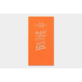 Wkład do Traveler's Notebook B-Sides&Rarities: Super cienki papier
