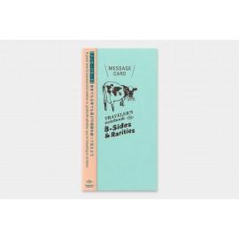 Wkład do Traveler's Notebook B-Sides&Rarities: Kartki pocztowe