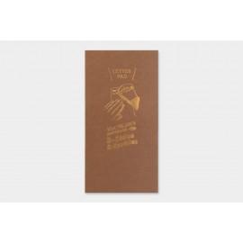 Traveler's Notebook Refill B-Sides & Rarities Letter Pad