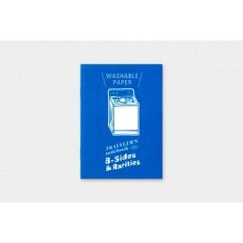 Traveler's Notebook Passport Size Refill B-Sides & Rarities Washable Paper