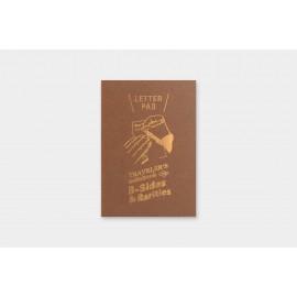 Traveler's Notebook Passport Size Refill B-Sides & Rarities Letter Pad