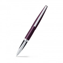 Sheaffer Taranis purple metallic fountain pen