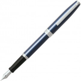 Sheaffer Segaris blue fountain pen