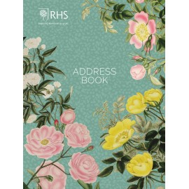 Pocket Address Book RHS Lindley Library