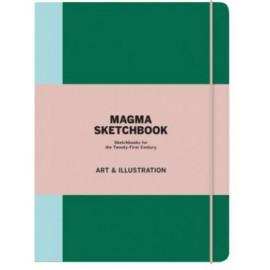 Szkicownik Magma Sketchbook: Art & Illustration