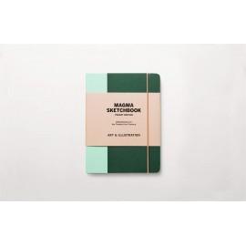 Magma Sketchbook Pocket Edition: Art & Illustration