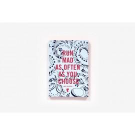 Jane Austen Layflat Notebook A5