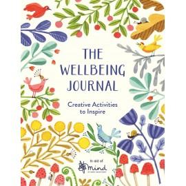 Notatnik The Wellbeing Journal: Creative Activities to Inspire