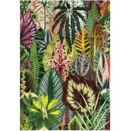 Houseplant Jungle Notebook A5
