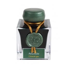 Atrament  J. Herbin Les Encres 1670 Vert Atlantide 50 ml