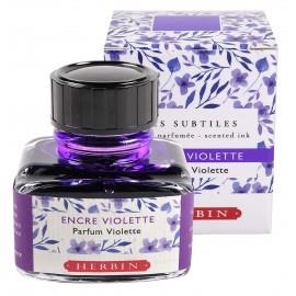 Atrament zapachowy J. Herbin 30 ml Encre Violette