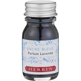 J. Herbin Perfum Fountain Pen Ink 10 ml Encre Bleue Lavande