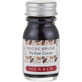 Atrament zapachowy J. Herbin 10 ml Encre Brune