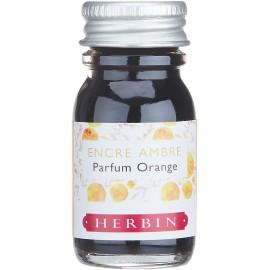 J. Herbin Perfum Fountain Pen Ink 10 ml Encre Ambre