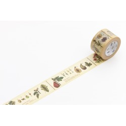 MT Tape Ex 30 mm Encyclopedia plant