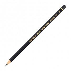 Ołówek Caran d'Ache Technalo 3B - rozpuszczalny w wodzie