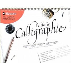 Blok do kaligrafii Brause Le Bloc de Calligraphie A3