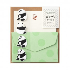 copy of Letter Set 307 with Sticker Panda
